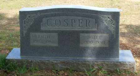 COSPER, JOLLY - Logan County, Arkansas | JOLLY COSPER - Arkansas Gravestone Photos