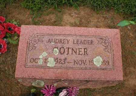 COTNER, AUDREY LEADER - Logan County, Arkansas | AUDREY LEADER COTNER - Arkansas Gravestone Photos