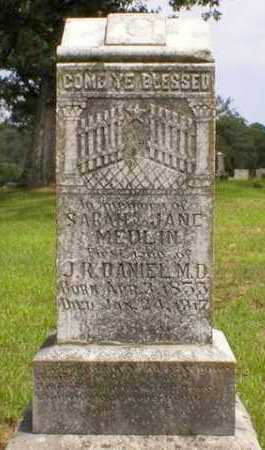 MEDLIN, SARAH JANE - Logan County, Arkansas | SARAH JANE MEDLIN - Arkansas Gravestone Photos