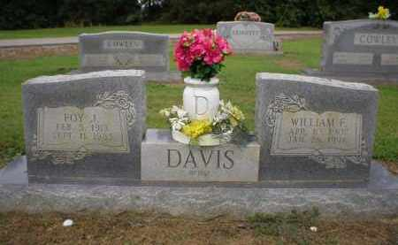 DAVIS, WILLIAM - Logan County, Arkansas | WILLIAM DAVIS - Arkansas Gravestone Photos