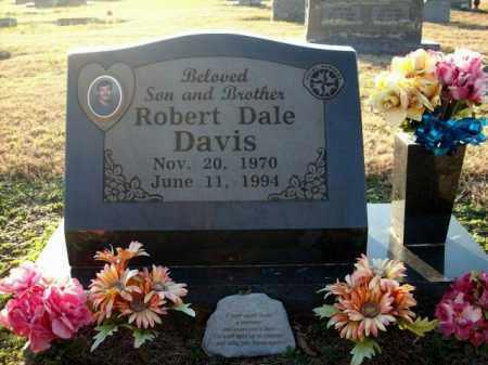 DAVIS, ROBERT DALE - Logan County, Arkansas | ROBERT DALE DAVIS - Arkansas Gravestone Photos