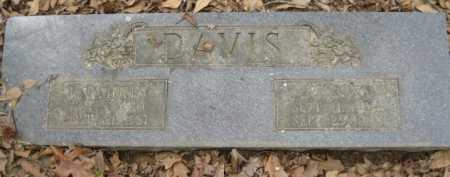 DAVIS, RAYMOND - Logan County, Arkansas | RAYMOND DAVIS - Arkansas Gravestone Photos