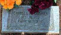 DOSHIER, CHARLES H - Logan County, Arkansas | CHARLES H DOSHIER - Arkansas Gravestone Photos