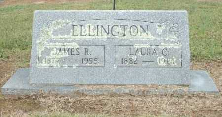 ELLINGTON, LAURA C. - Logan County, Arkansas | LAURA C. ELLINGTON - Arkansas Gravestone Photos