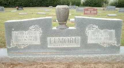 ELMORE, PAUL CLINTON - Logan County, Arkansas | PAUL CLINTON ELMORE - Arkansas Gravestone Photos