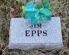 EPPS, JIM - Logan County, Arkansas | JIM EPPS - Arkansas Gravestone Photos