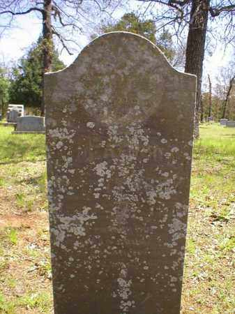 EVANS, J  W - Logan County, Arkansas | J  W EVANS - Arkansas Gravestone Photos