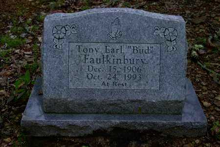 FAULKINBURY, TONY EARL - Logan County, Arkansas | TONY EARL FAULKINBURY - Arkansas Gravestone Photos
