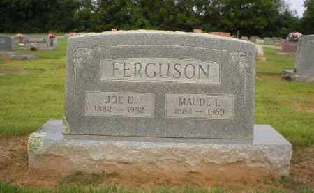 FERGUSON, JOE D. - Logan County, Arkansas | JOE D. FERGUSON - Arkansas Gravestone Photos