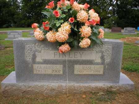 FINLEY, GLADYS - Logan County, Arkansas | GLADYS FINLEY - Arkansas Gravestone Photos