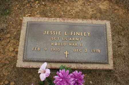 FINLEY  (VETERAN WWII), JESSIE - Logan County, Arkansas | JESSIE FINLEY  (VETERAN WWII) - Arkansas Gravestone Photos