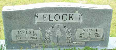 FLOCK, JAMES E. - Logan County, Arkansas | JAMES E. FLOCK - Arkansas Gravestone Photos
