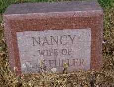 FULLER, NANCY - Logan County, Arkansas | NANCY FULLER - Arkansas Gravestone Photos