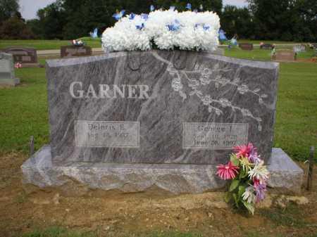 GARNER, GEORGE J. - Logan County, Arkansas | GEORGE J. GARNER - Arkansas Gravestone Photos
