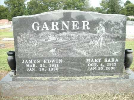 GARNER, MARY SARA - Logan County, Arkansas | MARY SARA GARNER - Arkansas Gravestone Photos