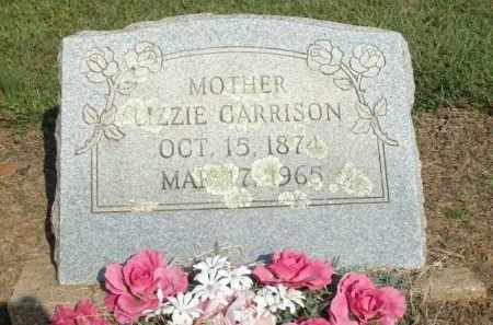 GARRISON, LIZZIE - Logan County, Arkansas | LIZZIE GARRISON - Arkansas Gravestone Photos