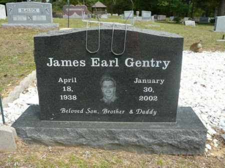 GENTRY, JAMES - Logan County, Arkansas | JAMES GENTRY - Arkansas Gravestone Photos