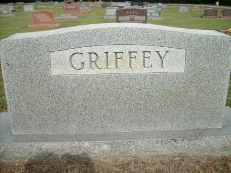 GRIFFEY, GRACE D. - Logan County, Arkansas | GRACE D. GRIFFEY - Arkansas Gravestone Photos