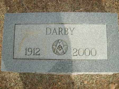 GRIFFEY, DARBY - Logan County, Arkansas | DARBY GRIFFEY - Arkansas Gravestone Photos