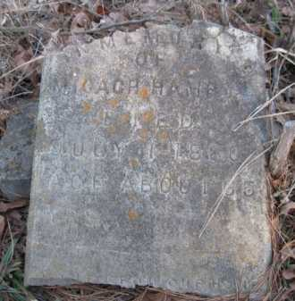 HAMBY, MICACH - Logan County, Arkansas | MICACH HAMBY - Arkansas Gravestone Photos