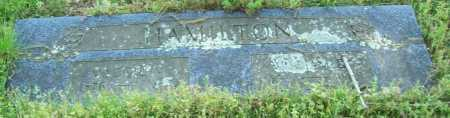 HAMILTON, MAGGIE M. - Logan County, Arkansas | MAGGIE M. HAMILTON - Arkansas Gravestone Photos