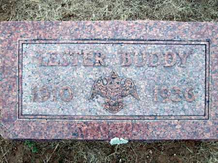 "HAMPTON, LESTER ""BUDDY"" - Logan County, Arkansas 