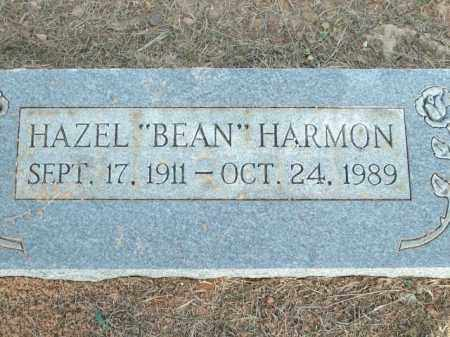 "HARMON, HAZEL ""BEAN"" - Logan County, Arkansas 