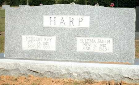 SMITH HARP, EULEMA - Logan County, Arkansas | EULEMA SMITH HARP - Arkansas Gravestone Photos