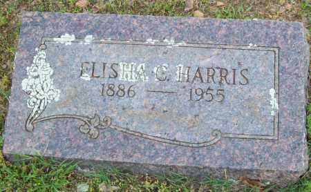 HARRIS, ELISHA C. - Logan County, Arkansas | ELISHA C. HARRIS - Arkansas Gravestone Photos