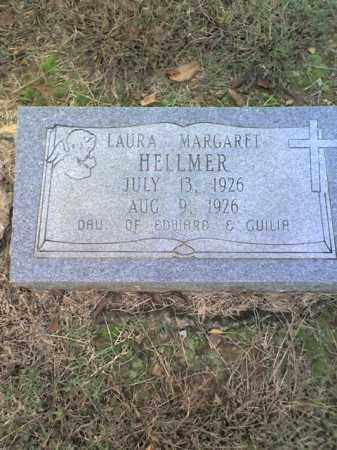 HELLMER, LAURA - Logan County, Arkansas | LAURA HELLMER - Arkansas Gravestone Photos