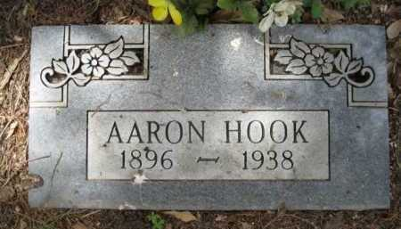 HOOK, AARON - Logan County, Arkansas | AARON HOOK - Arkansas Gravestone Photos