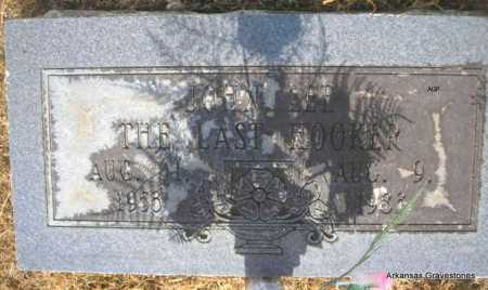 HOOKER, JOHN LEE - Logan County, Arkansas | JOHN LEE HOOKER - Arkansas Gravestone Photos
