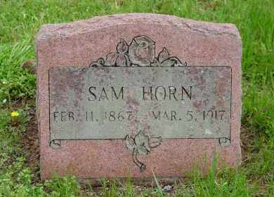 HORN, SAMUEL - Logan County, Arkansas | SAMUEL HORN - Arkansas Gravestone Photos