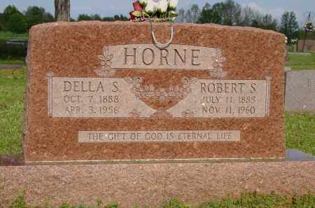 HORNE, ROBERT SETH - Logan County, Arkansas | ROBERT SETH HORNE - Arkansas Gravestone Photos