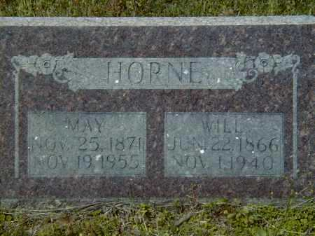 HORNE, WILLIAM GILBERT - Logan County, Arkansas | WILLIAM GILBERT HORNE - Arkansas Gravestone Photos