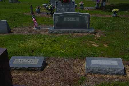 HORNE, NORA MAE - Logan County, Arkansas | NORA MAE HORNE - Arkansas Gravestone Photos