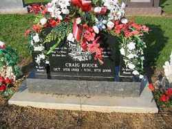 HOUCK, CRAIG - Logan County, Arkansas | CRAIG HOUCK - Arkansas Gravestone Photos