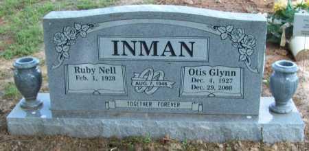 INMAN, OTIS GLEN - Logan County, Arkansas | OTIS GLEN INMAN - Arkansas Gravestone Photos