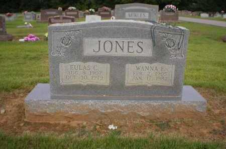 JONES, WANNA F. - Logan County, Arkansas | WANNA F. JONES - Arkansas Gravestone Photos