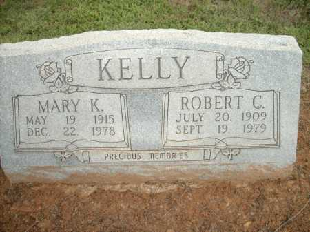 KELLY, ROBERT C. - Logan County, Arkansas | ROBERT C. KELLY - Arkansas Gravestone Photos