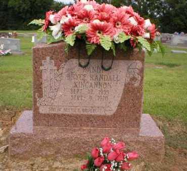 "KINCANNON, BRYCE RANDELL ""RANDY"" - Logan County, Arkansas | BRYCE RANDELL ""RANDY"" KINCANNON - Arkansas Gravestone Photos"