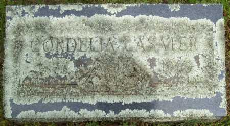 LASATER, CORDELIA - Logan County, Arkansas | CORDELIA LASATER - Arkansas Gravestone Photos