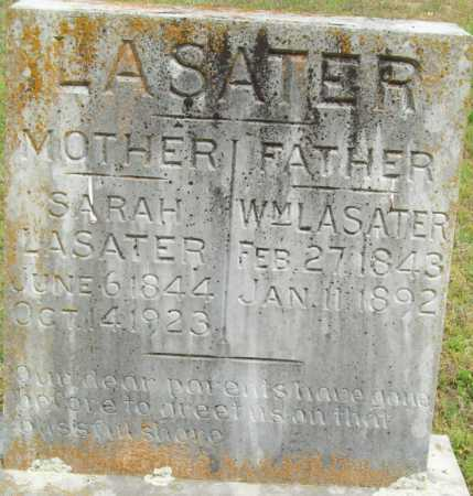 LASATER, SARAH - Logan County, Arkansas | SARAH LASATER - Arkansas Gravestone Photos