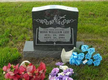LEE, ROSS - Logan County, Arkansas | ROSS LEE - Arkansas Gravestone Photos