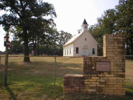* LIBERTY  CHURCH,  - Logan County, Arkansas |  * LIBERTY  CHURCH - Arkansas Gravestone Photos