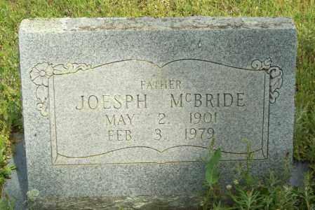 MCBRIDE, JOESPH - Logan County, Arkansas | JOESPH MCBRIDE - Arkansas Gravestone Photos