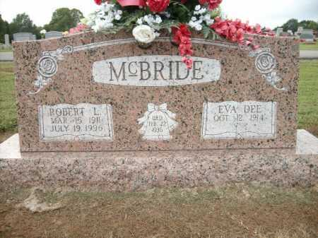 MCBRIDE, ROBERT L. - Logan County, Arkansas | ROBERT L. MCBRIDE - Arkansas Gravestone Photos