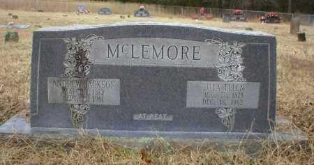 MCLEMORE, LULA ELLEN - Logan County, Arkansas | LULA ELLEN MCLEMORE - Arkansas Gravestone Photos