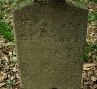 MCVAY, T A - Logan County, Arkansas | T A MCVAY - Arkansas Gravestone Photos