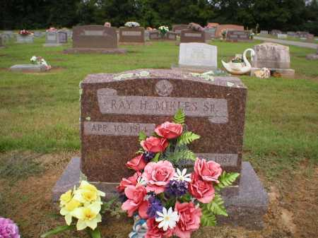 MIKLES SR., RAY H. - Logan County, Arkansas | RAY H. MIKLES SR. - Arkansas Gravestone Photos